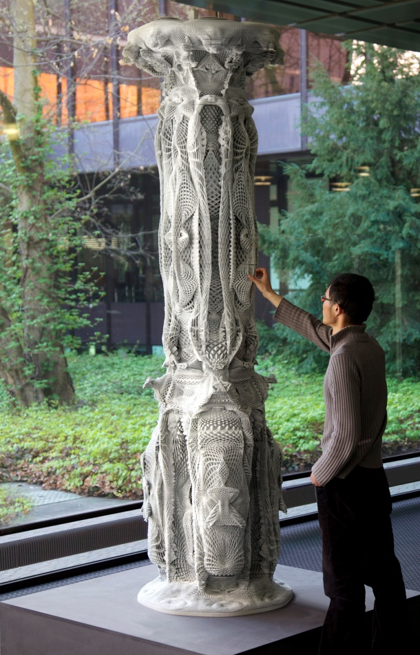 10_Fabricated_Column_Outside