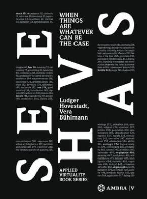 New book out! Sheaves – when things are whatever can be thecase