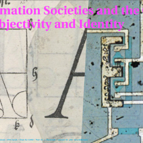 SUMMER COURSE: A SEMINAR ON »Information Societies and the Questions of  Subjectivity and Identity«
