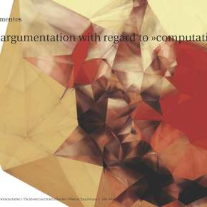 Seminar at TU Vienna (a-theory institute) winter 2015 // »crystalline« – reasoning and argumentation with regard to »computational objects«