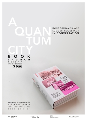 A Quantum City // Book Launch